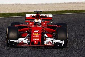 Vettel vuela y Vandoorne provoca dos banderas rojas