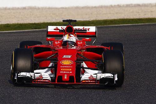2. Barcelona testleri 3. gün: Vettel liderliği bırakmadı
