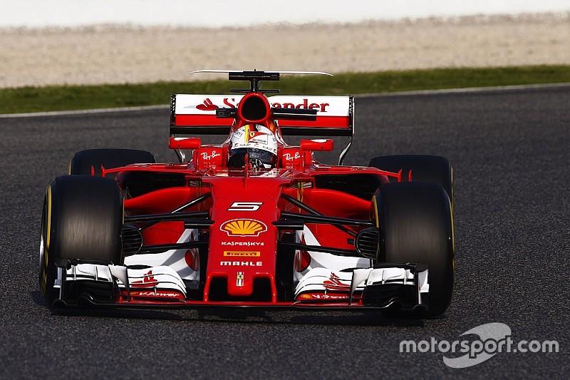 """Vettel : """"Ferrari a tiré beaucoup de leçons de 2016"""""""