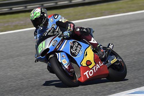 Fotogallery: i test collettivi della classe Moto2 a Jerez de la Frontera