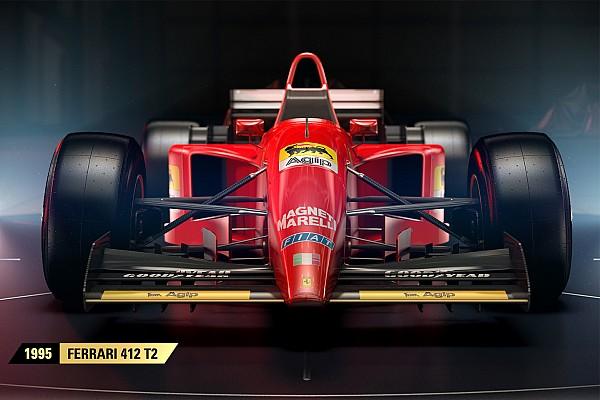 Virtual Top List GALERI: Mobil-mobil klasik di F1 2017