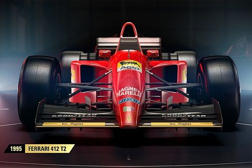 Gallery: The classic cars that will star in F1 2017