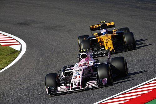 """En Renault consideran que """"Force India es el ejemplo a seguir"""""""