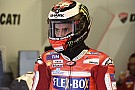 MotoGP Lorenzo sufre un ligero esguince en el tobillo izquierdo