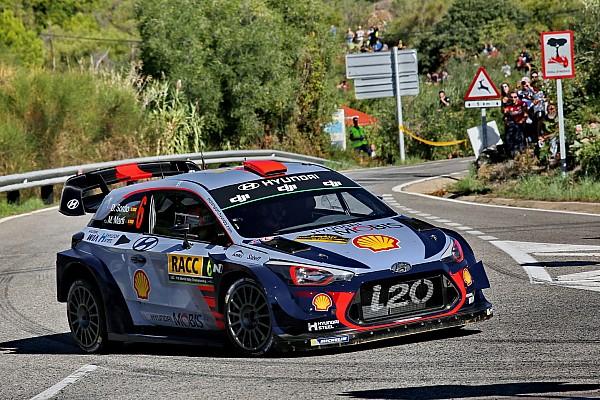 В Hyundai решили не брать Сордо на финал WRC