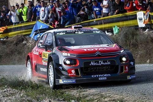 Citroen e Meeke tornano al successo in Spagna. Ogier e M-Sport titoli vicini!