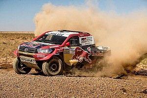 Al-Attiyah kalahkan Loeb di Reli Maroko
