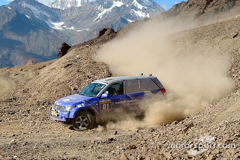 """Gill: Maruti should see rallying as more than """"competiton to win"""""""