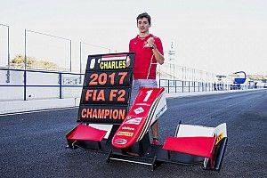 Klasemen akhir F2 setelah Abu Dhabi