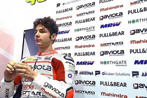 Dalla Porta jadi pembalap Leopard Racing