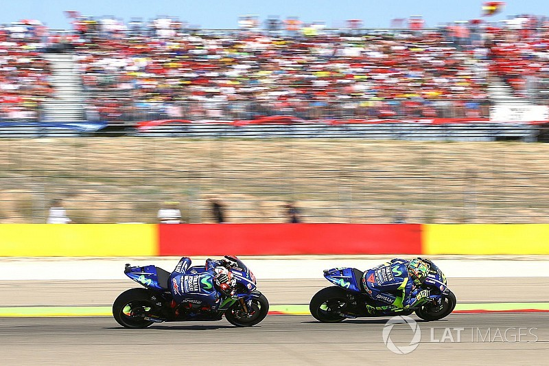 "Vinales: Title bid ""impossible"" with bike in current state"