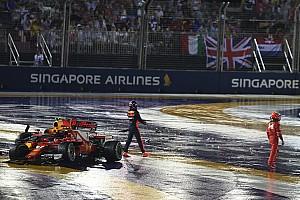 Fórmula 1 Statistics Los retiros de carrera durante la temporada 2017 de F1