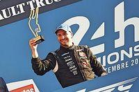 Kiss Norbi: harmadik hely és győzelem Le Mansban!