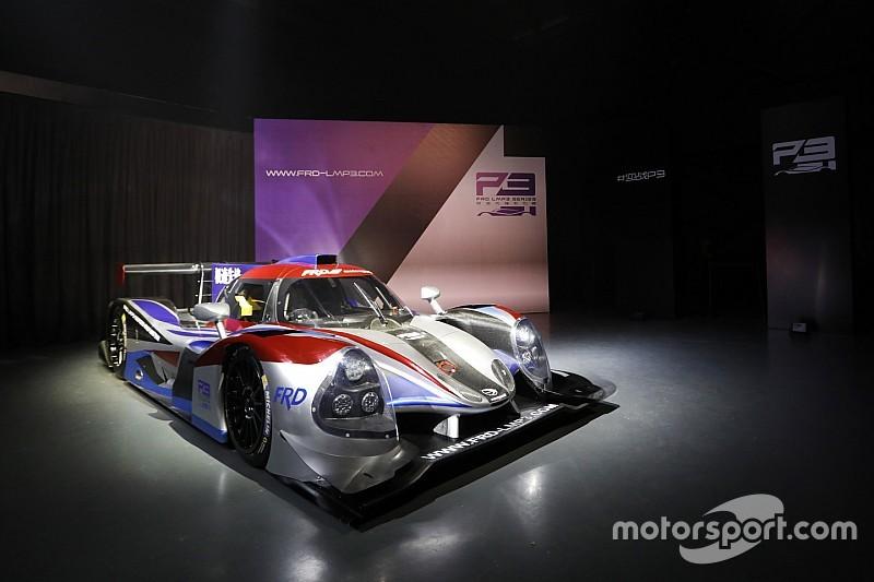 国内首个原型车赛事——FRD LMP3极速先锋系列赛启动