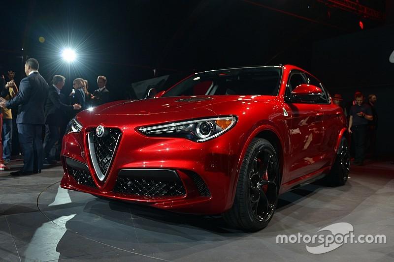 Alfa Romeo Stelvio, le SUV le plus rapide sur le Nürburgring?
