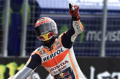 【MotoGP】マルケス、スタートタイヤの選択ミスが、勝利の鍵だった?
