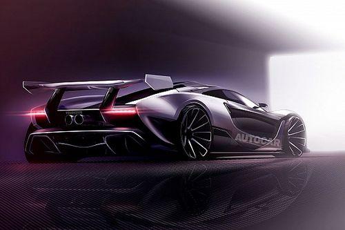 McLaren P15, la più estrema di sempre