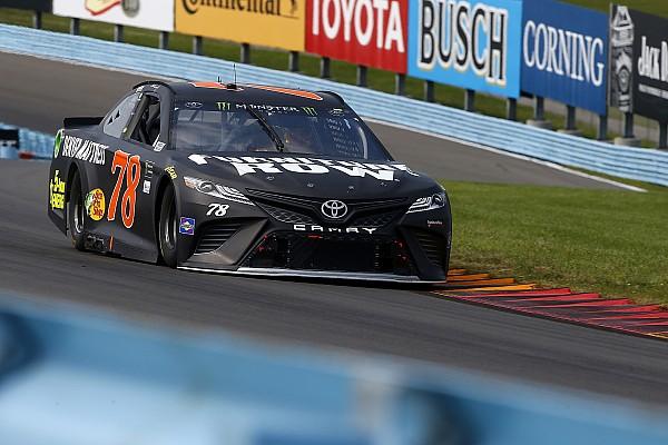 NASCAR Cup NASCAR in Watkins Glen: Martin Truex Jr. gewinnt Spritpoker
