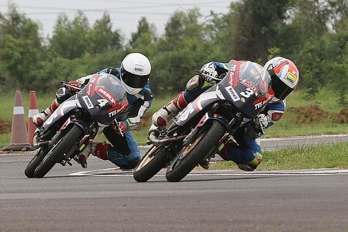 Chennai National Motorcycle: Jagan sizzles to bag grand double