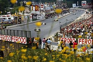 Gallery: Best photos from history of F1 at Spa