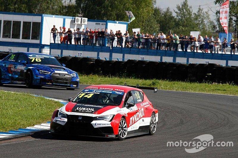 Russia: Gavrilov conquista il primo successo in Gara 2 allo Smolensk Ring