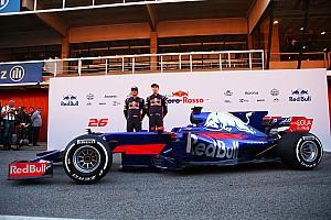 Forma-1 BRÉKING Sainz és Kvyat is előrelépésként tekint az új Toro Rossóra!