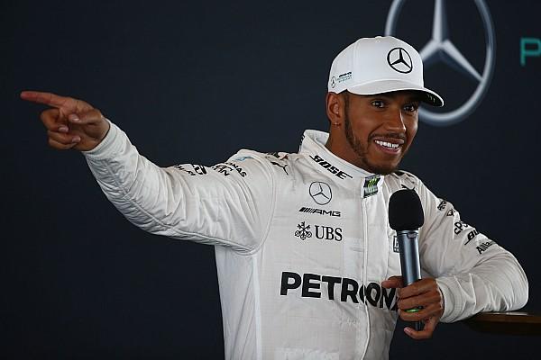 F1 突发新闻 汉密尔顿:十年如一,只求胜利