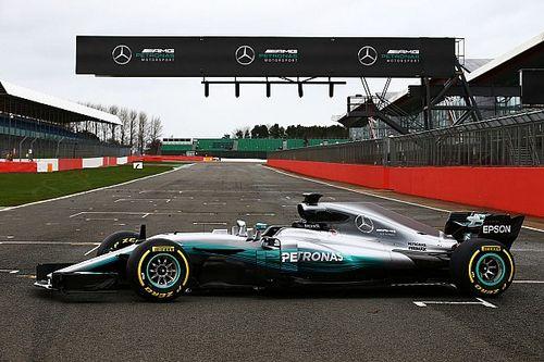 Por qué el nuevo Mercedes de F1 se denomina W08 EQ Power+