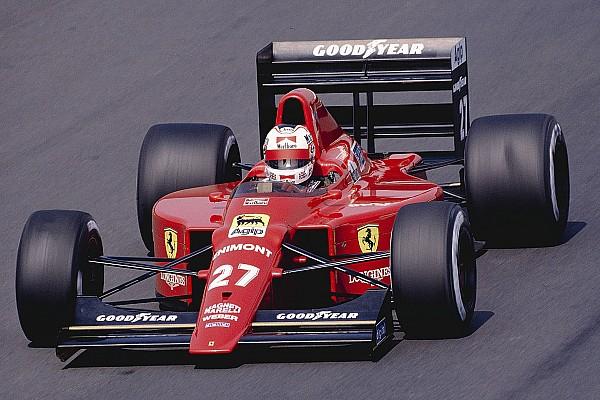 Formula 1 Top List Gallery: All Ferrari F1 cars since 1950