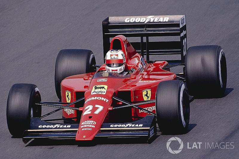 Gallery All Ferrari F1 Cars Since 1950
