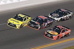 "Kenseth on finish: ""They don't get much more crushing than that"""