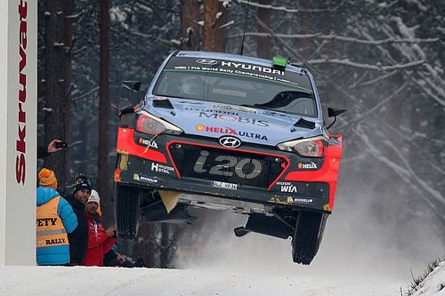 Paddon and Kennard make WRC history in Sweden