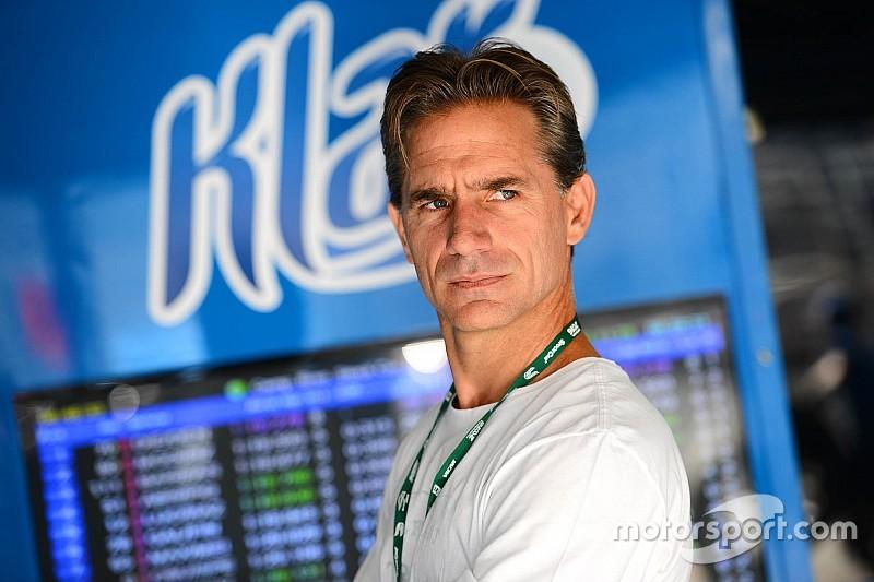 Giaffone faz estreia em paddock da F1 pela equipe do SporTV