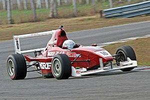Chennai II MRF F1600: Tharani wins thrilling second race