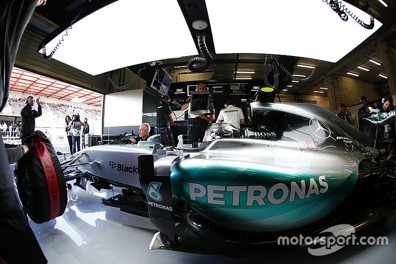 В Mercedes предложили сократить лимит топлива на гонку со 110 до 90 кг