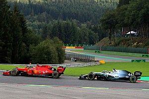 """Ferrari: L'écart avec Mercedes """"trop important"""" pour être comblé en 2019"""