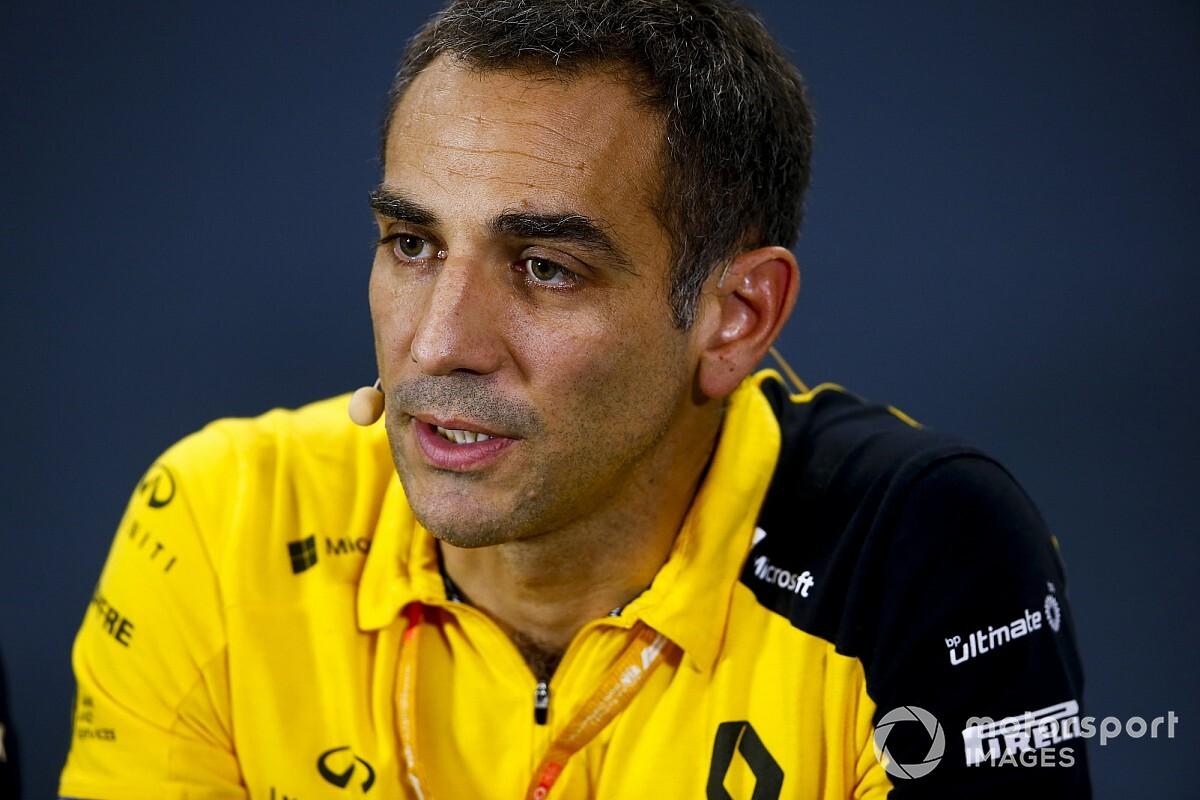 """Chefe da Renault elogia Caio Collet, mas adverte: """"Não podemos queimar etapas"""""""