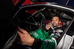 Ivan Ballinari au Rally Show de Monza