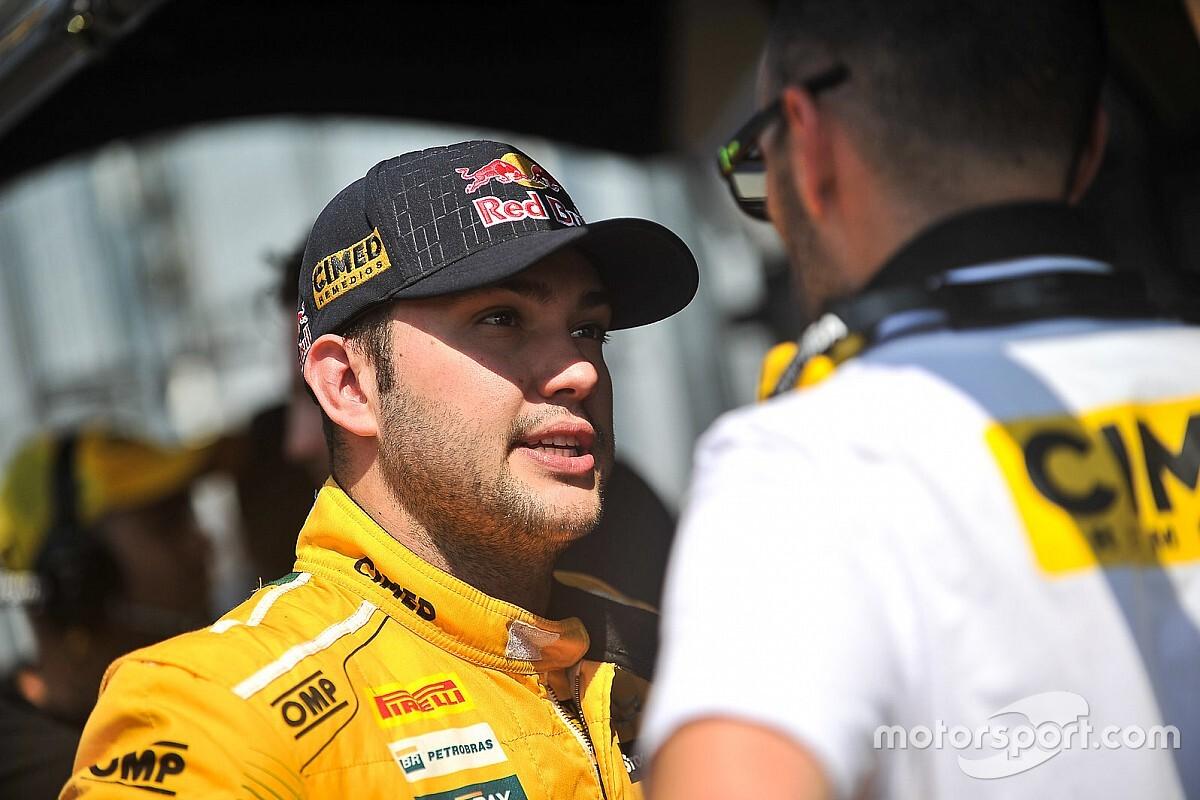 Fraga comemora 2º lugar no grid do Velopark e quer 1ª vitória no ano
