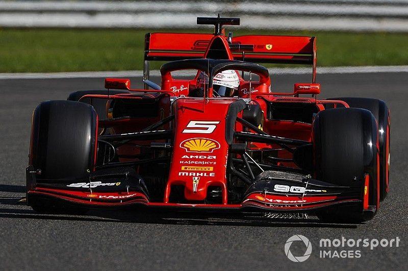 EL1 - Vettel et Ferrari débutent bien, des soucis pour Hamilton