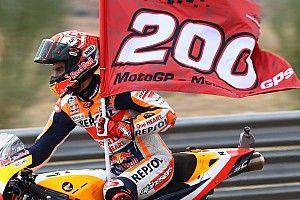 Tabela: Márquez só precisa de três pontos para ser campeão na Tailândia