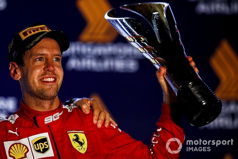 Vettel inkább igazolva érzi magát, mint megkönnyebbültnek