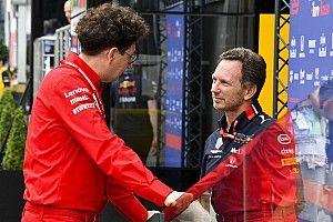 Vettel, Binotto'ya destek verdi