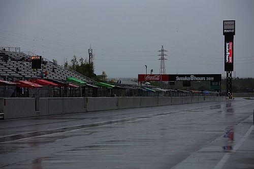 鈴鹿8耐:TOP10トライアルは中止。ヤマハファクトリーがポール獲得へ