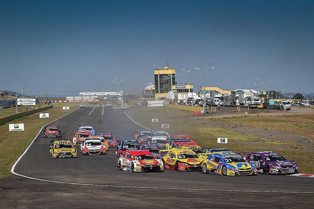 Stock Car deve dividir fim de semana com Super TC2000 em Santa Cruz do Sul em 2020