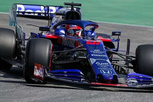 Toro Rosso отказалась от использования привезенных в Хоккенхайм новинок. Похоже, они не сработали