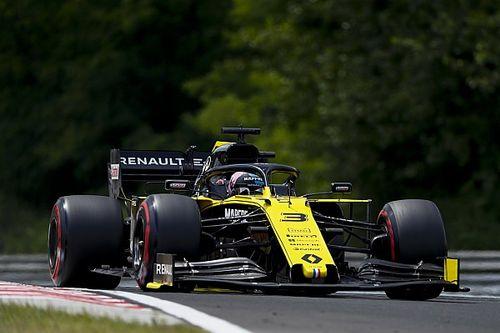 Ricciardo start achteraan na volledige wissel van power unit