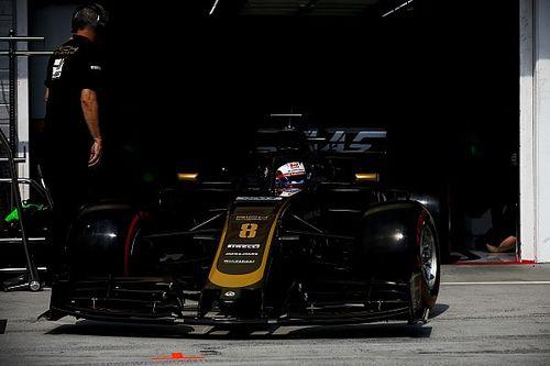 Grosjean: Haas' Melbourne spec could yet return after Monza