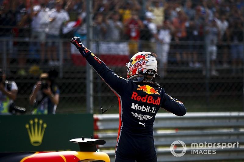 Mercedes, Verstappen'in 2019 şampiyonluğu için bir tehdit olduğunu düşünüyor
