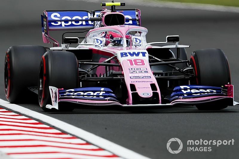 Perez ve Stroll, Racing Point için zor bir yarış bekliyor